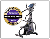 Stairmaster 4600 CL Cordless FreeClimber Stepper (LCD Display)